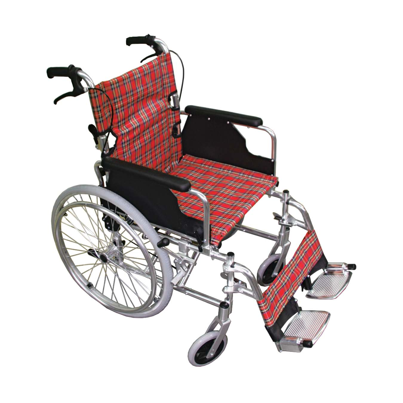 WCA100LAJQ_1_Wheelchair-Aluminium-Quick-Release-Rear-Wheel